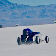 They came. They saw. But weather ruled at Bonneville