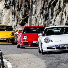 Porsche 911 GT3 turns 20 as fourth generation looms