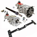Americann Powertrain 5 and 6 speed Pro-fit Kit for GM G Body