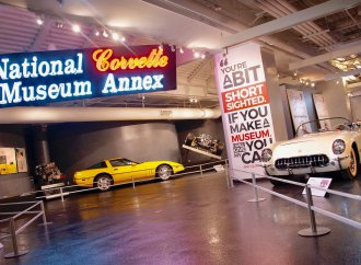 Corvette museum prepares for 25th anniversary invasion