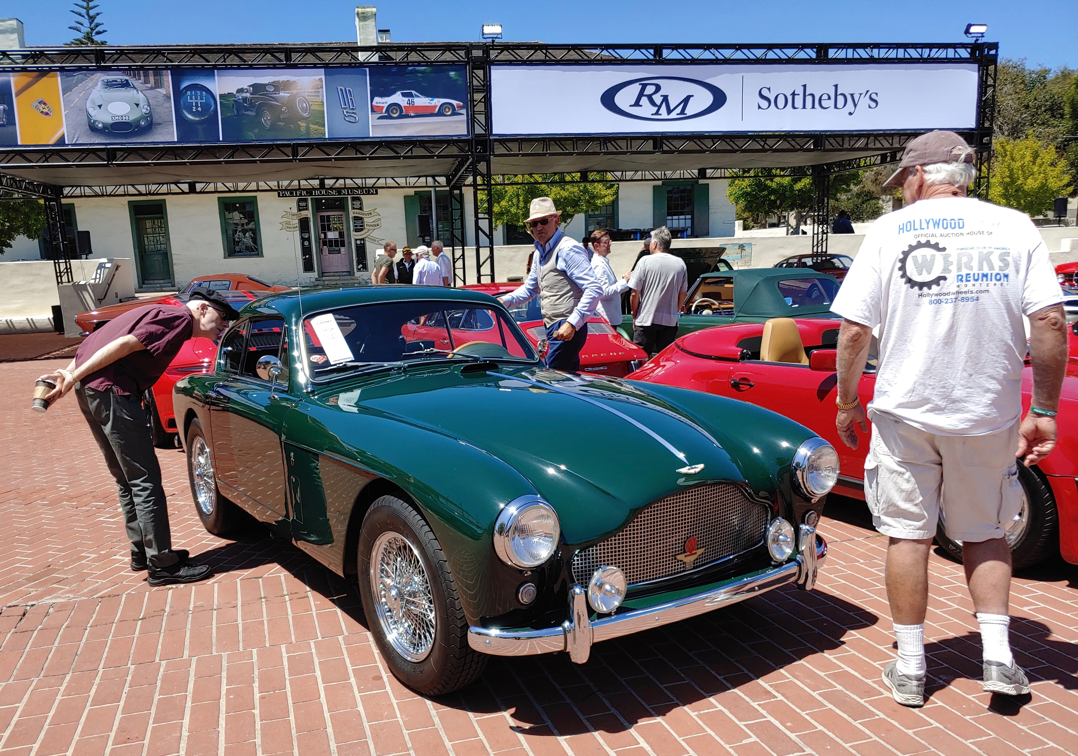 Monterey auction, Andy lists his favorites at RM Sotheby's Monterey auction, ClassicCars.com Journal