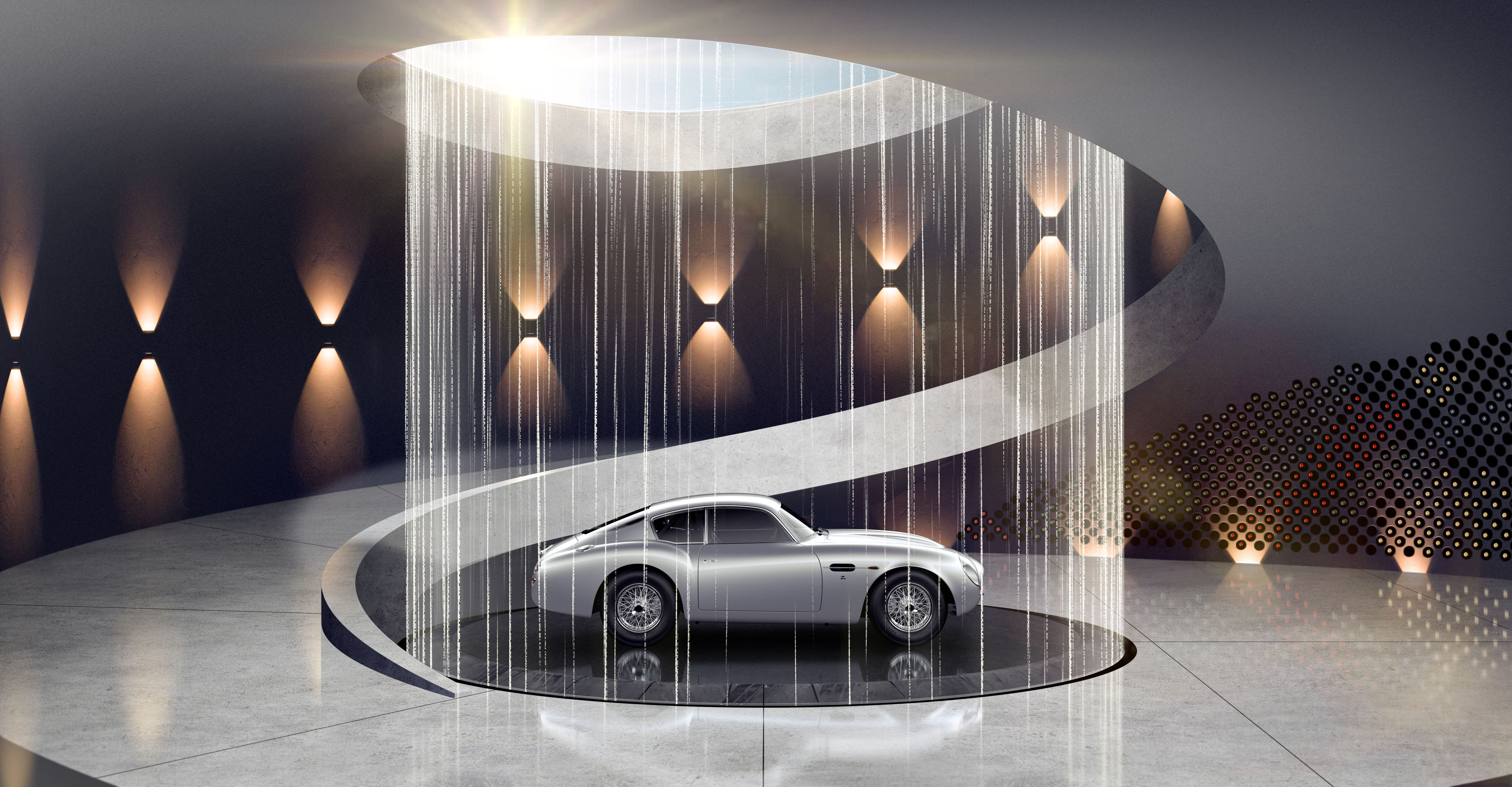 Aston Martin, Does your Aston Martin deserve its own 007-style lair?, ClassicCars.com Journal