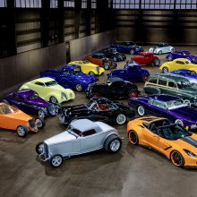 20 more customs from Vault Portfolio headed to Vegas auction