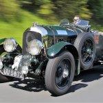 Bentley Blower blenheim