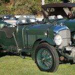 Bentley Burkin replica