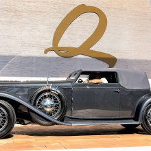 1931 Stutz wins Best of Show at The Quail