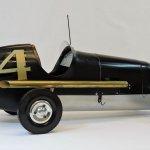 CA19_Dick Barbour Techer Car Collection_1940 Duesenberg D-1 Indianapolis Speedway Tether Car_KK0021