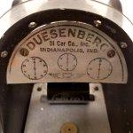 CA19_Dick Barbour Techer Car Collection_1940 Duesenberg D-1 Indianapolis Speedway Tether Car_KK0021_6