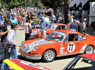 Carmel Concours thrills again with casual but impressive show
