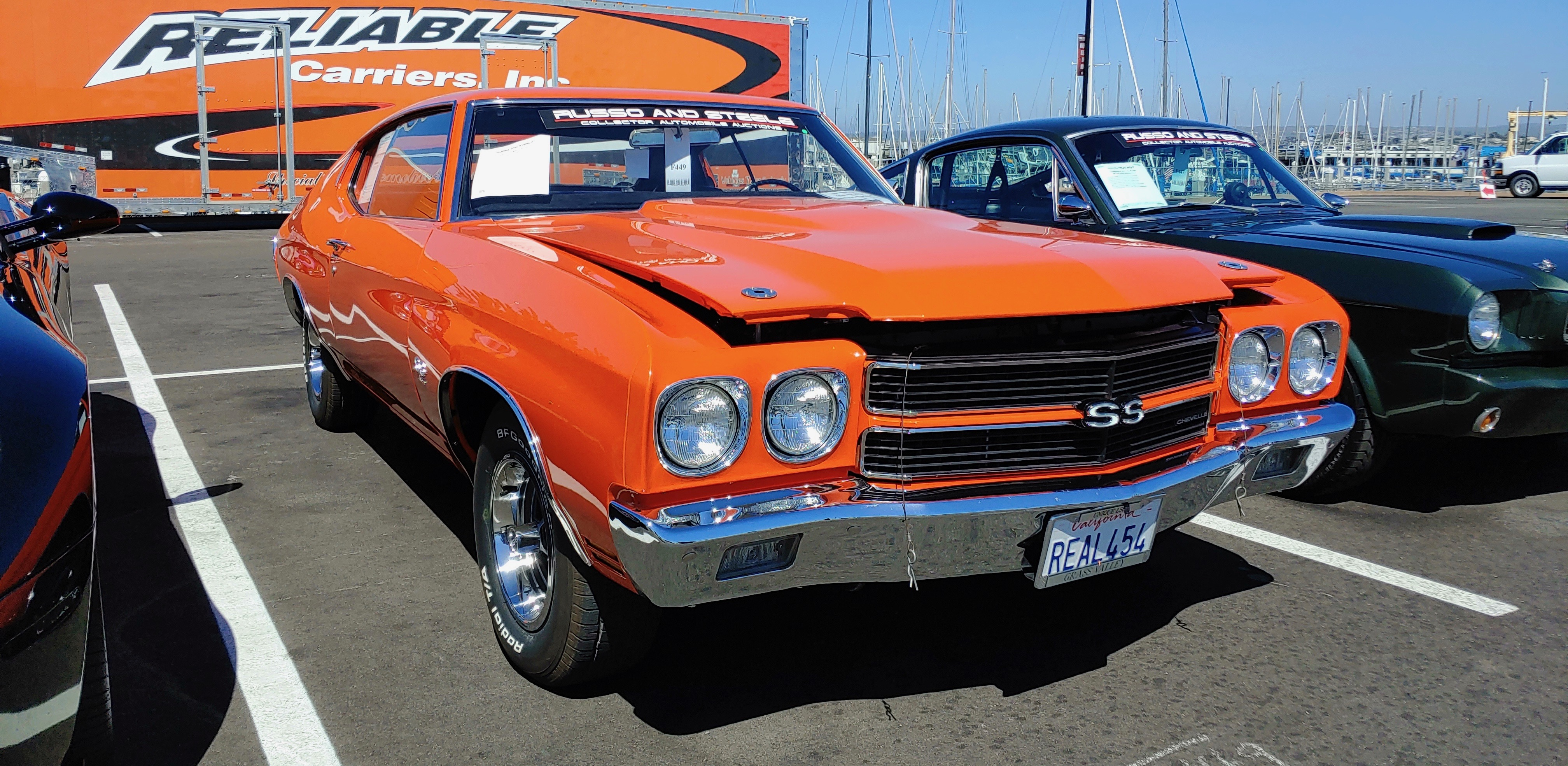 Russo and Steele, Andy offers up his favorites from Russo and Steele at Monterey, ClassicCars.com Journal