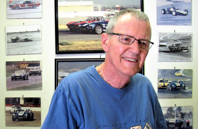 SCCA racing champion Don Roberts of 'winningest Cobra' fame dies at 82