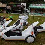 EV Evolution – Sinclair C5s