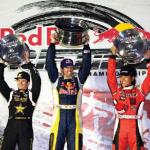 Formula Drift podium finishes 2008