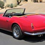 Ferris Bueller faux Ferrari IMG_5991