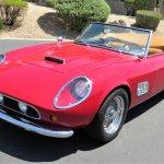 Ferris Bueller faux Ferrari IMG_6006