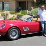Ferris Bueller faux Ferrari IMG_6014