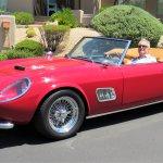 Ferris Bueller faux Ferrari IMG_6019