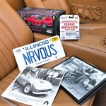 Ferris Bueller faux Ferrari stuff