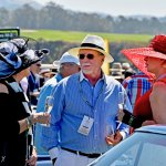 Fine wine at the Concours #2961-Howard Koby photo