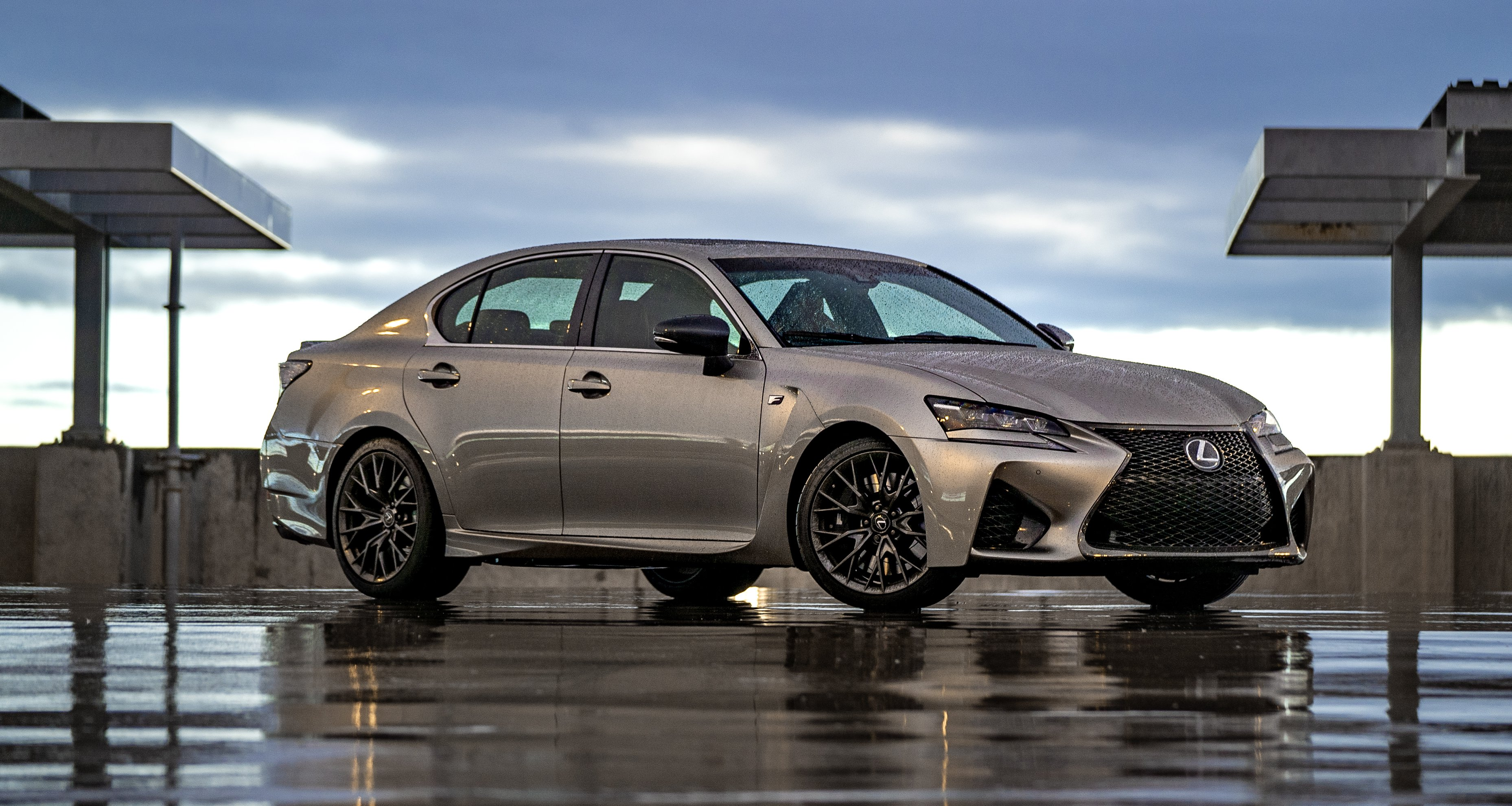 Lexus GS F brings new life into the sports sedan market | Rebecca Nguyen photos