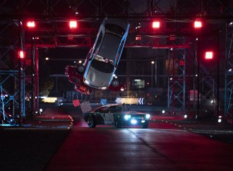 Netflix series Hyperdrive tests the limits of elite street racers