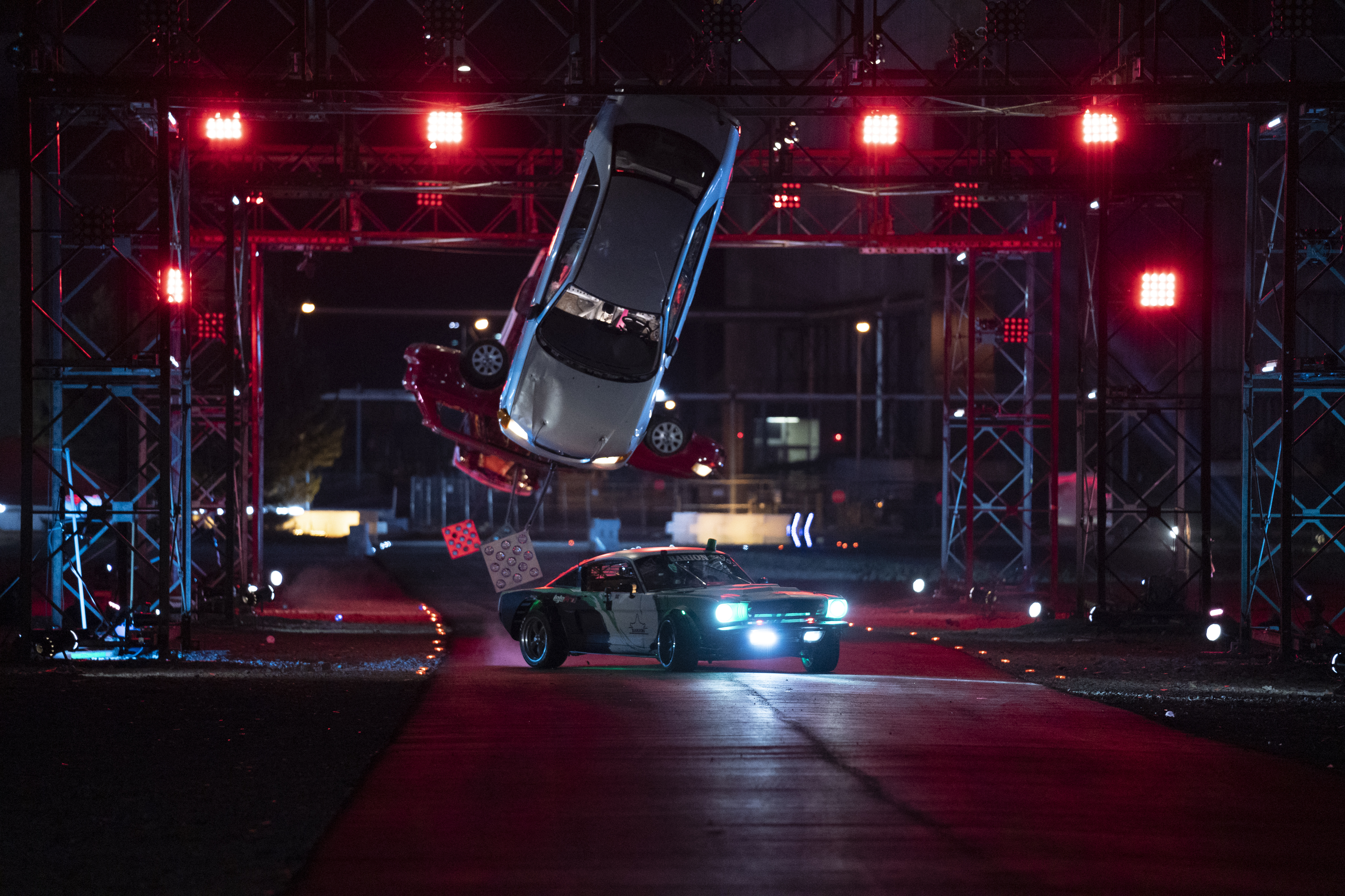 DIY-er and mechanic for a Formula Drift Pro1 driver competes in Hyperdrive