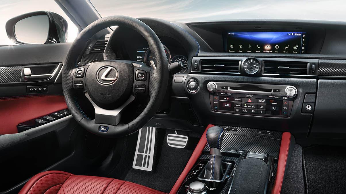 Lexus GS F brings new life into the sports sedan market   Rebecca Nguyen photos