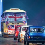 Live Britannia Job Mini Stunt Shows by Stunt Drive UK – Please credit Richard Purvis & @rjpphotographyuk lr