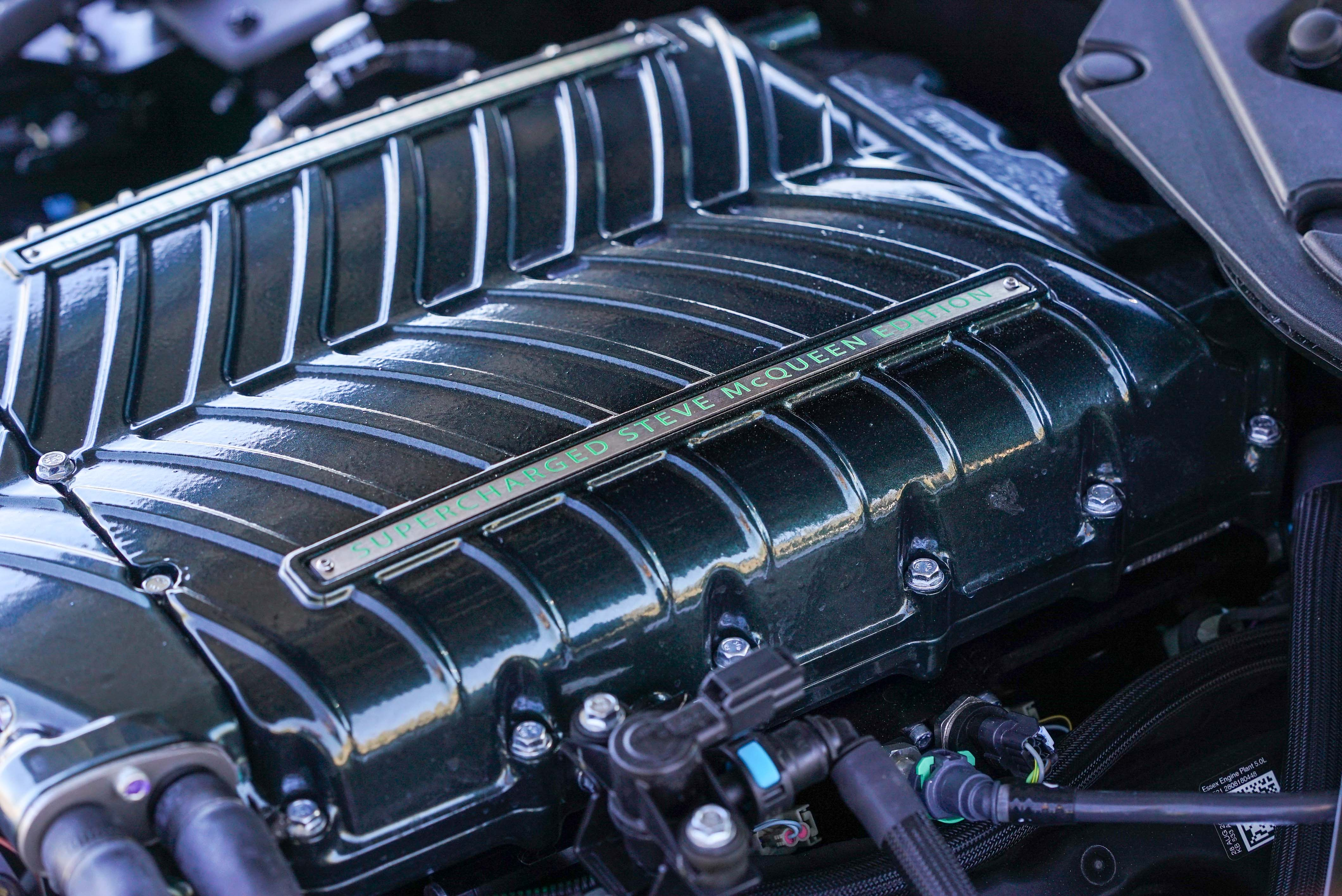 Supercharged powertrain boasts 775hp