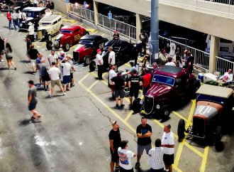 Nugget Mashup is annual impromptu Bonneville Speed Week car show