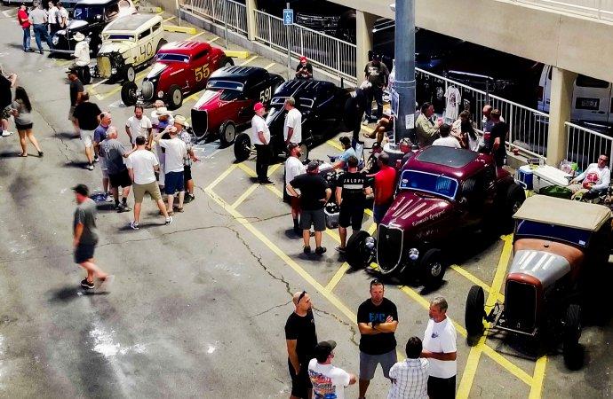 Nugget Mashup is annual impromptu Bonneville Speed Week car show