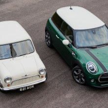 Mini celebrates its 60th birthday