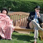 Siesta at the Concours #2920-Howard Koby photo
