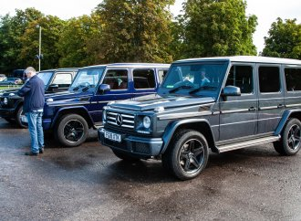 Beaulieu hosts its first 'Simply Mercedes' show