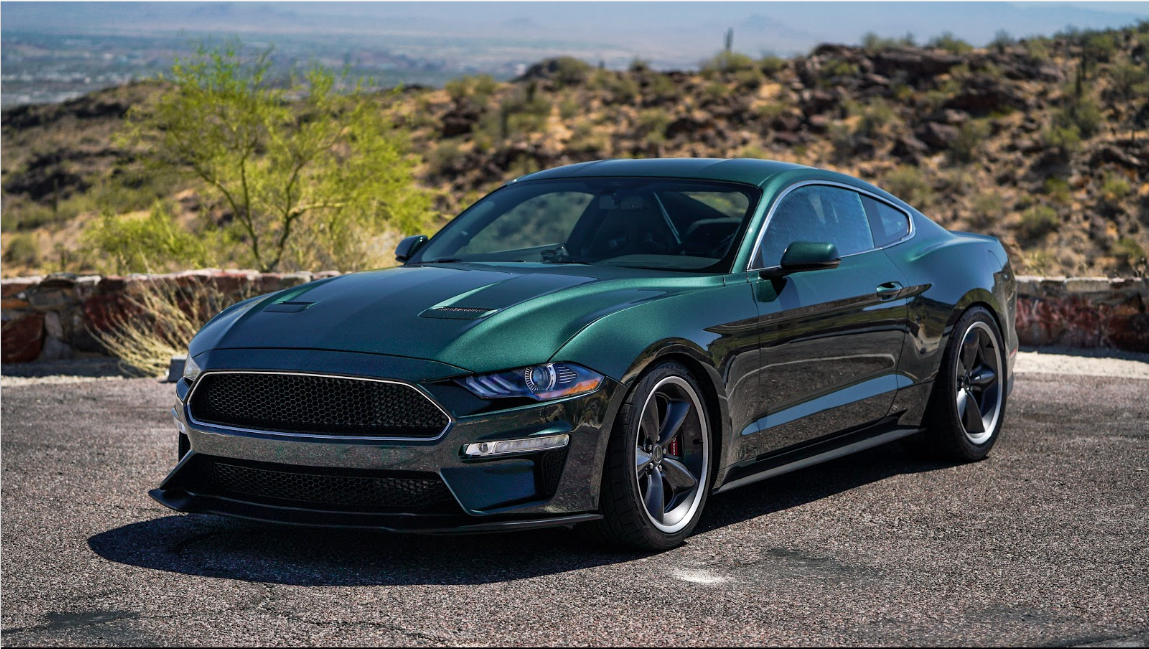 Steeda Performance Vehicles Steve McQueen edition Bullitt Mustang | Rebecca Nguyen photos