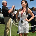 Strike a pose at the Concours #3070-Howard Koby photo