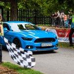 Supercar Weekend demonstration runs 1