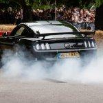 Supercar Weekend demonstration runs 2