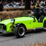 Supercar Weekend demonstration runs 4