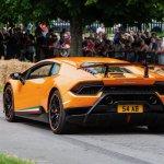 Supercar Weekend demonstration runs 5