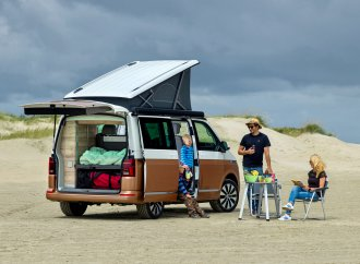 VW rolls out new California 6.1 camper van
