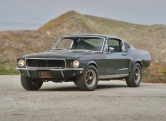 Bullitt Mustang to be displayed at Mecum's Dallas auction