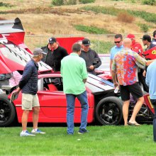 Vintage or modern, Italian beauties inspire at Concorso Italiano