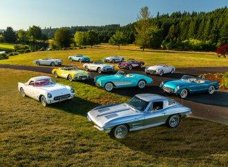Jim Osterman Corvette collection on Barrett-Jackson's Las Vegas docket