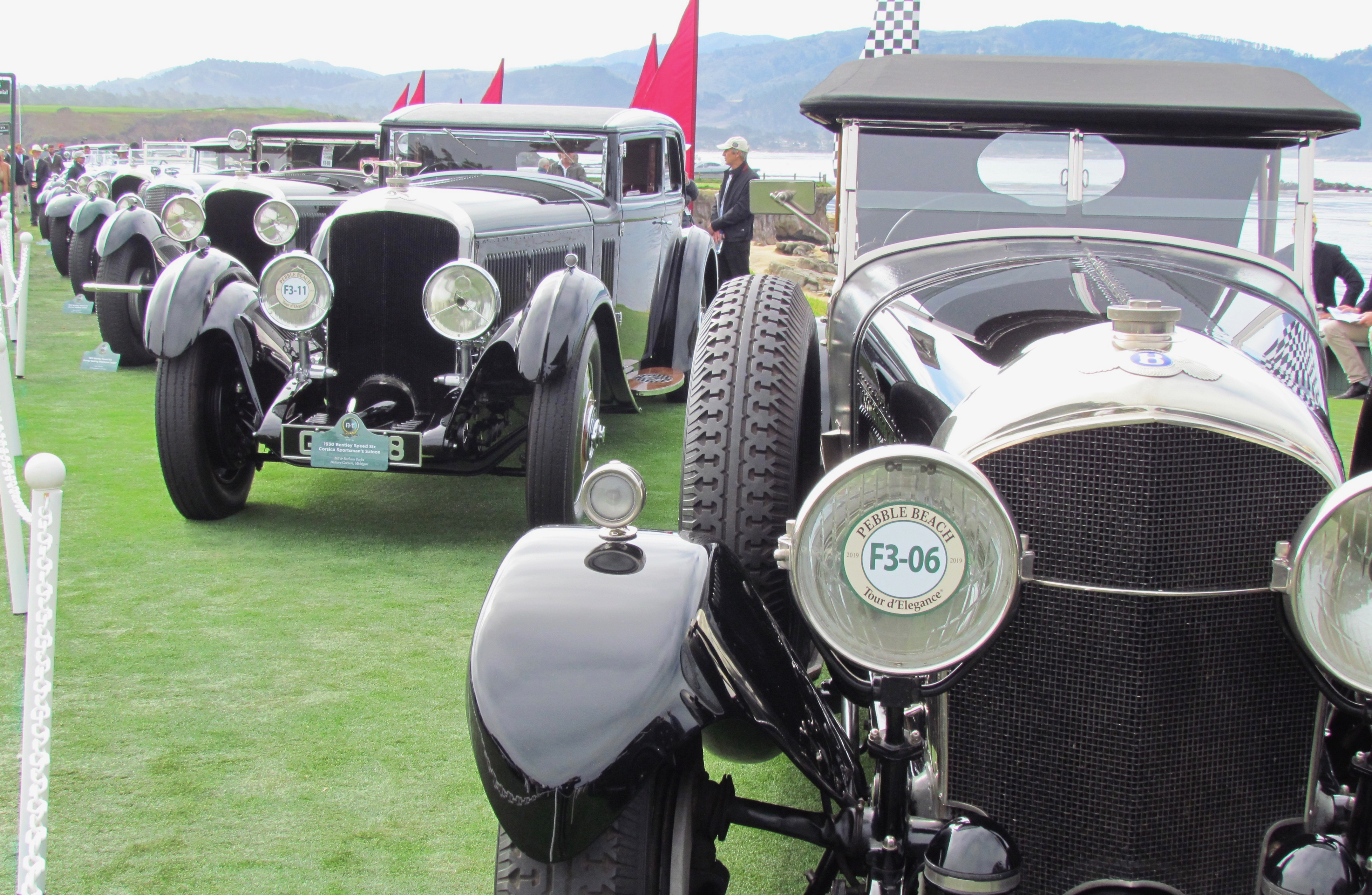 1938 Bentley, 1938 Bentley takes Best of Show at Pebble Beach, ClassicCars.com Journal