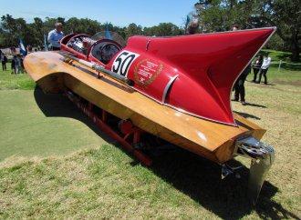 This Ferrari 'barchetta' really is a boat