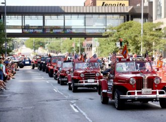 Toledo hosts Jeep Fest this weekend