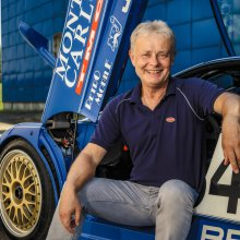 Meet Loris Bicocchi, Bugatti development driver