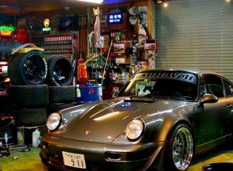 LeMay hosts tuner show featuring Japanese Porsche specialist Akira Nakai