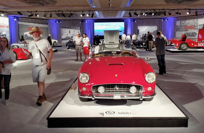 Andy lists his favorites at RM Sotheby's Monterey auction